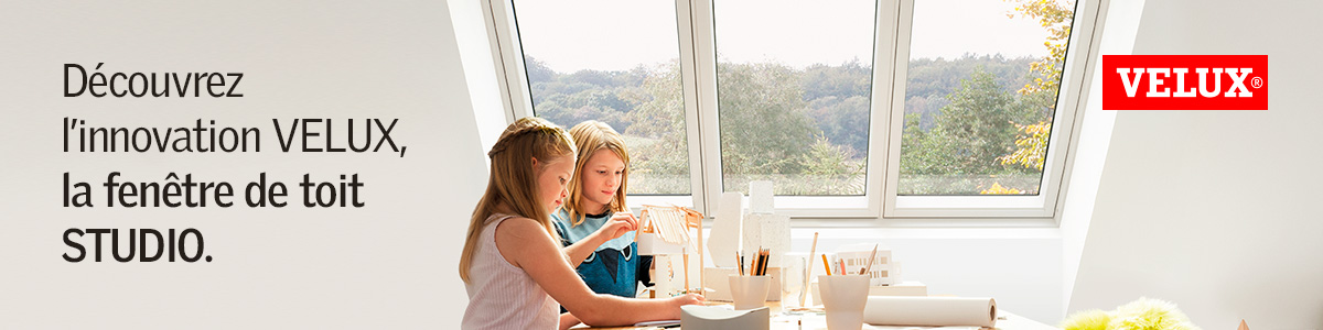 VELUX Studio - fenêtre de toit